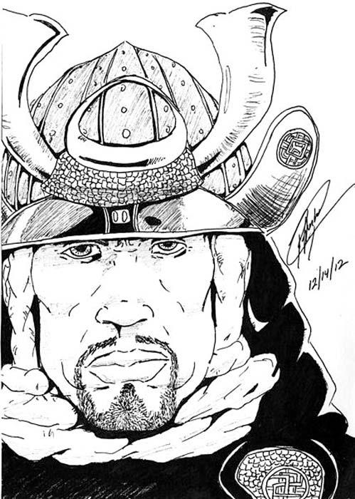Samurai da đen kỳ lạ nhất lịch sử Nhật Bản - 2