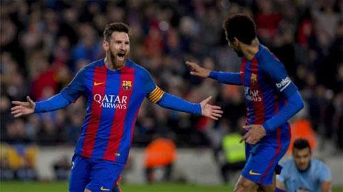 """Barca thắng """"bàn tay nhỏ"""", HLV PSG e sợ Messi - 1"""