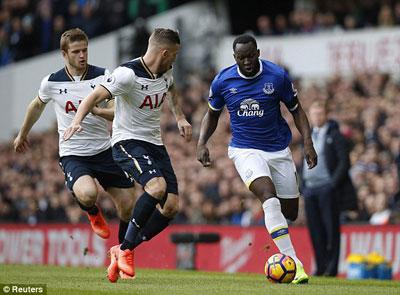 Chi tiết Tottenham - Everton: Chiến thắng nghẹt thở (KT) - 4