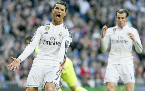 """Real: Fan đòi loại Ronaldo khỏi tam tấu """"BBC"""" - 1"""