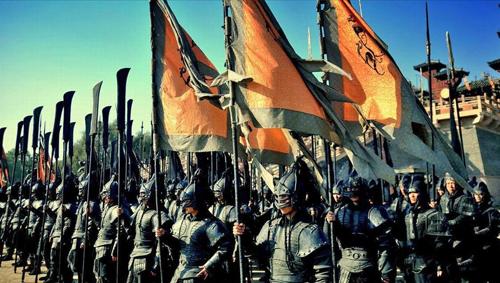 Đội quân tinh nhuệ giúp Tào Tháo đuổi Lưu Bị, phá Mã Siêu - 3