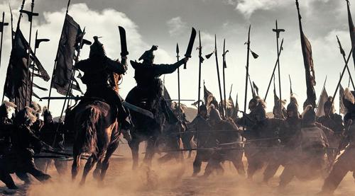 Đội quân tinh nhuệ giúp Tào Tháo đuổi Lưu Bị, phá Mã Siêu - 4