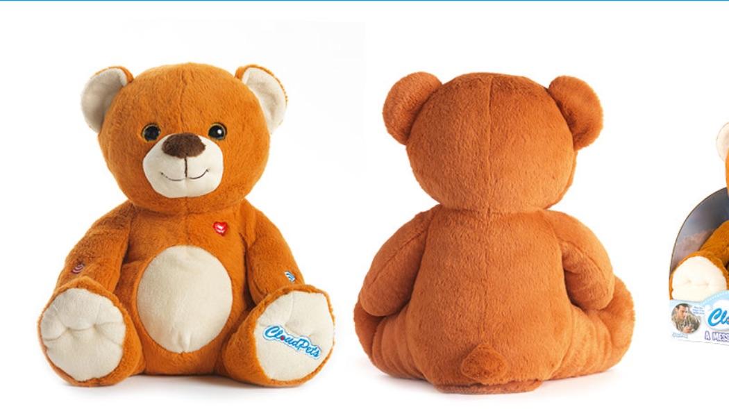 Mỹ: Gấu bông làm lộ thông tin hàng triệu người - 1