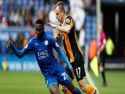 Bóng đá - Leicester - Hull City: Ngược dòng với tuyệt phẩm