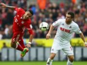 """Bóng đá - Cologne - Bayern Munich: Hàng thủ """"bung lụa"""""""