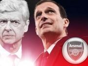 Bóng đá - Nóng: Allegri đồng ý thay Wenger dẫn dắt Arsenal