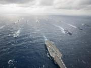 Dàn vũ khí Mỹ có thể đối phó Trung Quốc ở Biển Đông