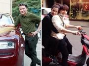 Sao Việt đi diễn: Kẻ nhờ xe ôm, người đi siêu xế