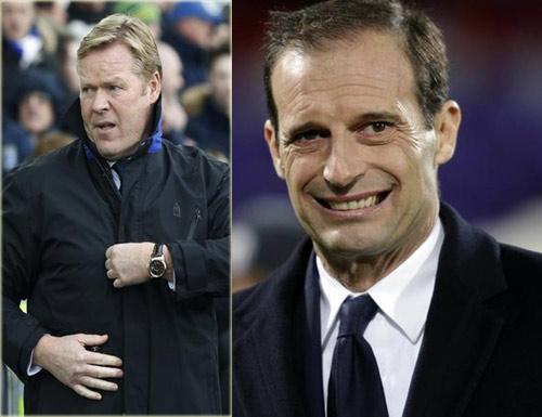 Arsenal: Allegri phủ nhận thay Wenger - 1