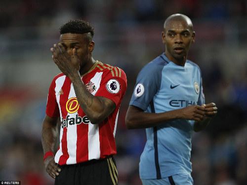 Sunderland - Man City: Quá hưng phấn, nhận kết đắng - 1
