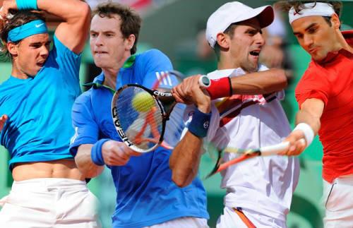 """Tennis 24/7: Federer và """"Tam hùng"""" tụ hội Indian Wells - 1"""
