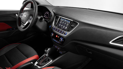 Hyundai Accent thế hệ thứ 5 cải tiến toàn diện - 2