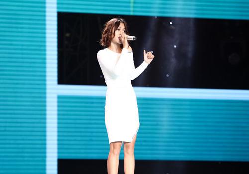 Thí sinh The Voice nức nở hát tặng mẹ bị ung thư - 7