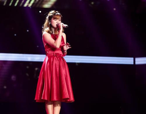Thí sinh The Voice nức nở hát tặng mẹ bị ung thư - 9