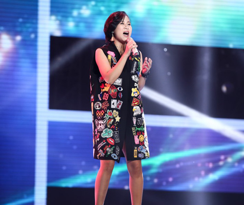 Thí sinh The Voice nức nở hát tặng mẹ bị ung thư - 10