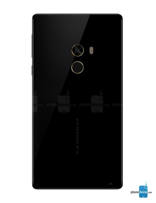 Chiêm ngưỡng smartphone có màn hình siêu lạ – Xiaomi mi MIX 2 - 2