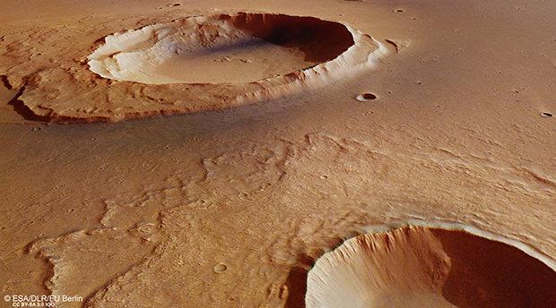 """Phát hiện bằng chứng """"đại hồng thủy"""" trên sao Hỏa - 2"""