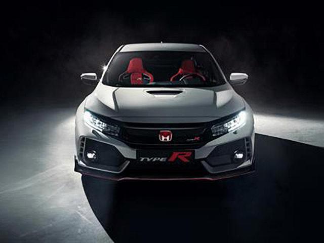"""Honda Civic Type R 2018 hứa hẹn hiệu năng """"khủng"""" - 1"""