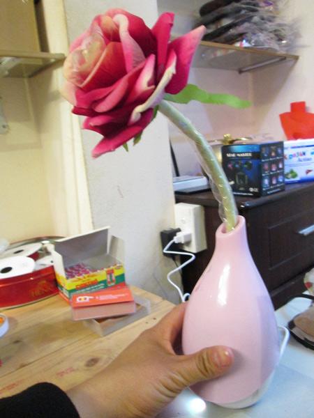 """Hoa hồng """"bất tử"""" giá bạc triệu hút khách dịp 8/3 - 1"""