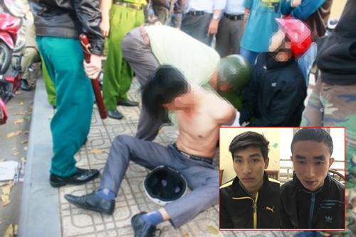 """""""Lục Vân Tiên"""" dũng cảm giúp cô gái bắt 2 tên cướp - 2"""