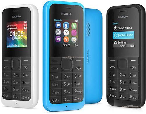 Top điện thoại Nokia giá rẻ, bắt sóng khỏe - 5