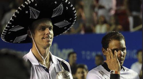 BXH tennis 6/3: Tay vợt gây sốc Nadal tăng 14 bậc - 1