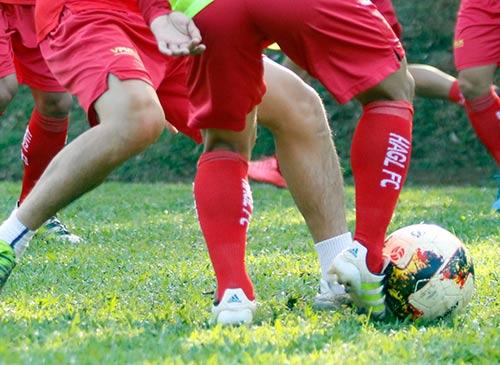 """Bầu Đức để dành Tuấn Anh """"Ronaldinho"""" cho SEA Games - 2"""