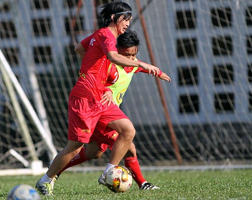 """Bầu Đức để dành Tuấn Anh """"Ronaldinho"""" cho SEA Games - 3"""