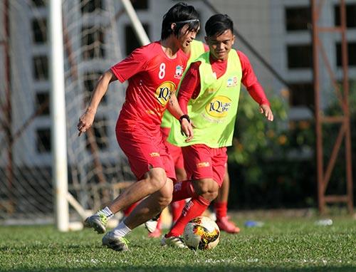 """Bầu Đức để dành Tuấn Anh """"Ronaldinho"""" cho SEA Games - 4"""