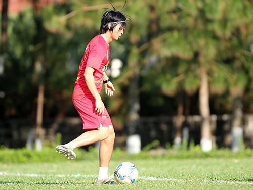 """Bầu Đức để dành Tuấn Anh """"Ronaldinho"""" cho SEA Games - 5"""
