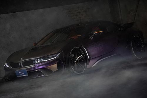 BMW i8 độ theo phong cách Người Dơi độc đáo - 3