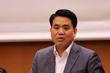 Chủ tịch Hà Nội kể chuyện dẹp vỉa hè thời làm công an - 1