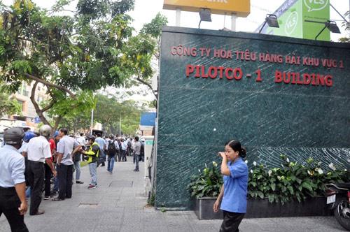 Clip: Ông Đoàn Ngọc Hải chỉ đạo phá tường gần tòa nhà Bộ Công thương - 11
