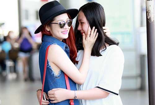 """""""Em vợ"""" 14 tuổi của Hồ Quang Hiếu chân dài như siêu mẫu - 5"""