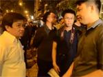 Clip: Ông Đoàn Ngọc Hải chỉ đạo phá tường gần tòa nhà Bộ Công thương - 13