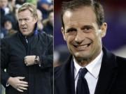 Bóng đá - Arsenal: Allegri phủ nhận thay Wenger