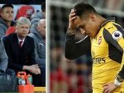 Bóng đá - Chán ngấy Arsenal và Wenger, Sanchez muốn ra đi