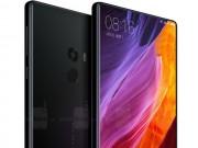 Dế sắp ra lò - Chiêm ngưỡng smartphone có màn hình siêu lạ – Xiaomi mi MIX 2