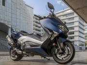 Thế giới xe - Yamaha TMAX DX 2017: Chiếc xe ga cỡ lớn đậm chất thể thao