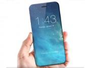 Dế sắp ra lò - iPhone 8 sẽ trang bị màn hình OLED 5,8 inch