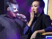 """Chàng trai đeo mặt nạ khiến Phương Thanh """"khủng hoảng tinh thần"""""""