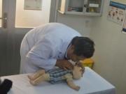 Sức khỏe đời sống - Thạch rau câu lọt vào phổi, bé 5 tuổi tử vong