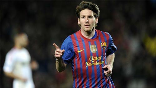 Barca chờ ngược dòng PSG: Messi thừa sức ghi 5 bàn - 1