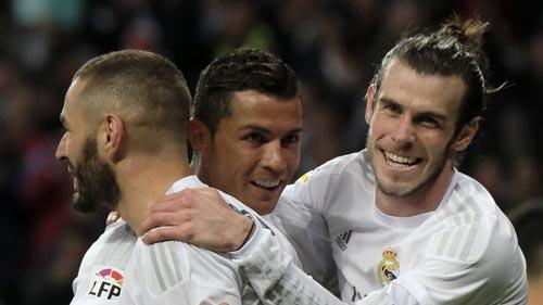 """Real Madrid: Tam tấu """"BBC"""" kém hiệu quả, nên bị phá bỏ - 1"""