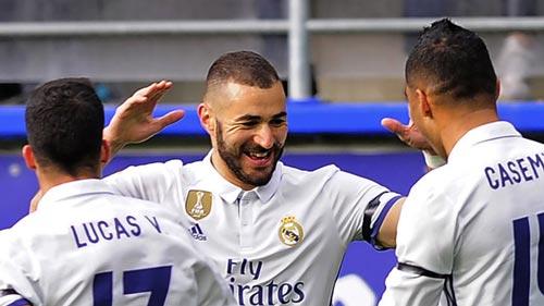 """Real Madrid: Tam tấu """"BBC"""" kém hiệu quả, nên bị phá bỏ - 3"""