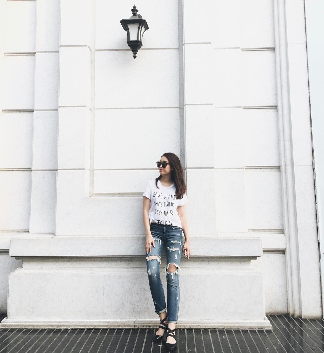 """Elly Trần """"hồi teen"""" trẻ đẹp hơn cả Quỳnh Anh Shyn - 7"""