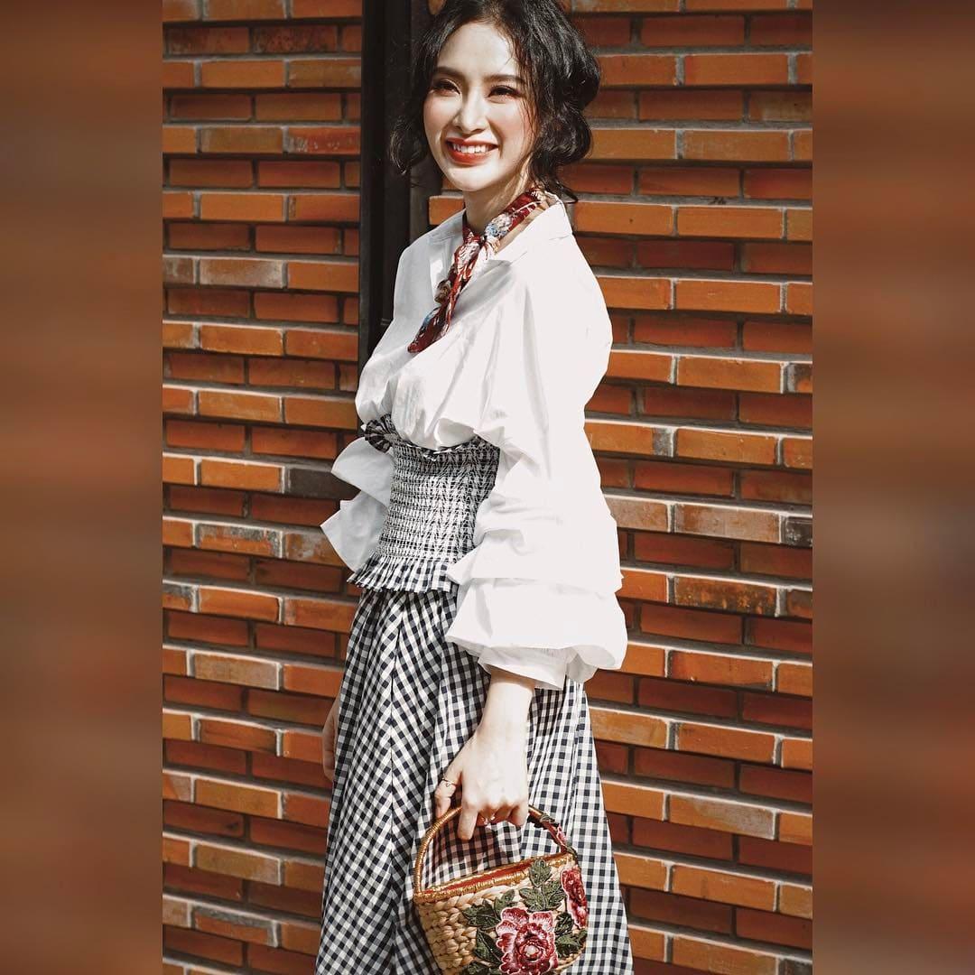 """Elly Trần """"hồi teen"""" trẻ đẹp hơn cả Quỳnh Anh Shyn - 9"""