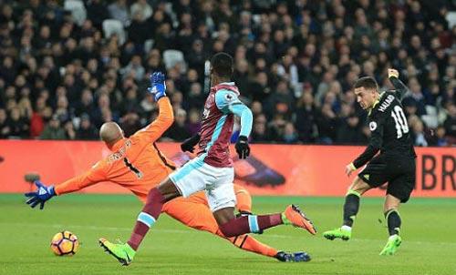 West Ham - Chelsea: Siêu sao và đẳng cấp phản công - 1