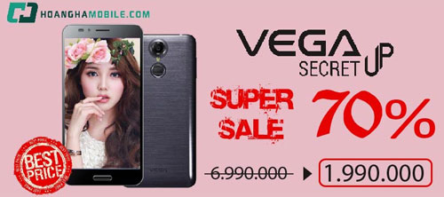 Sky Vega Secret Up giảm giá 70% dịp 8/3 - món quà hấp dẫn không thể bỏ qua - 1
