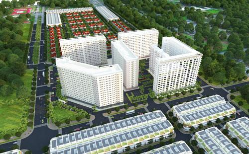 Ra mắt dự án Green Town Bình Tân với mức giá hấp dẫn - 1